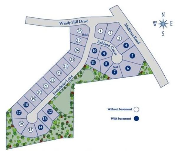 Briarcrest-Alpharetta-GA-Ryland-Homes-Site-Plan
