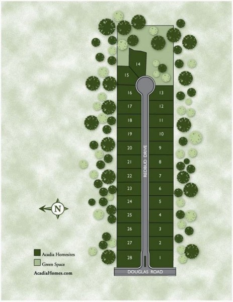 Woodland-Cove-Alpharetta-Neighborhood-Site-Plan